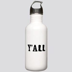 Y'ALL Water Bottle
