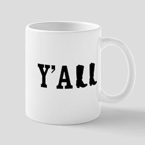 Y'ALL Mugs