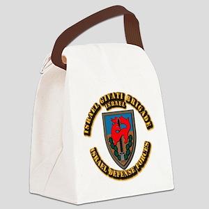 Israel Givati Brigade Canvas Lunch Bag