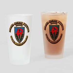 Israel Givati Brigade Drinking Glass