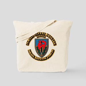 Israel Givati Brigade Tote Bag