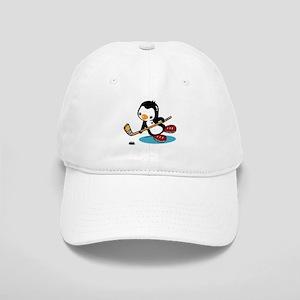 Ice Hockey Penguin Cap