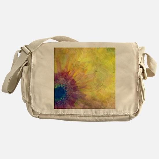 Gerbera Messenger Bag