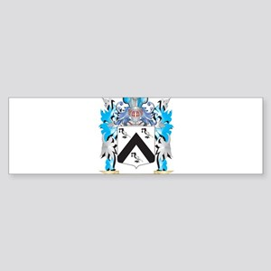 Guillermo Coat of Arms - Family Crest Bumper Stick
