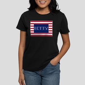 BETTY Women's Dark T-Shirt