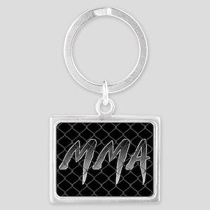 MMA Landscape Keychain