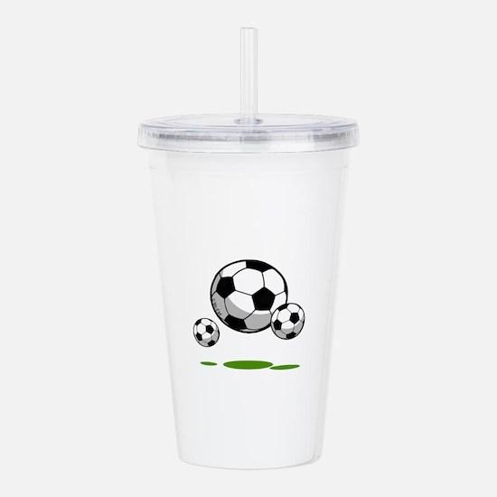 Soccer (9) Acrylic Double-wall Tumbler