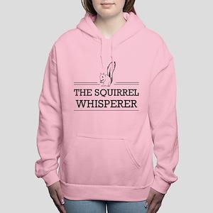 The Squirrel Whisperer Women's Hooded Sweatshirt