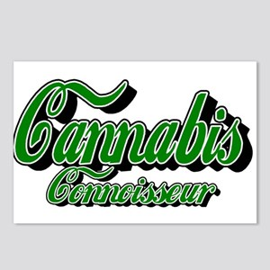 Cannabis Connoisseur Postcards (Package of 8)