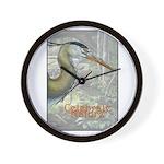 Celebrate Nature Wall Clock