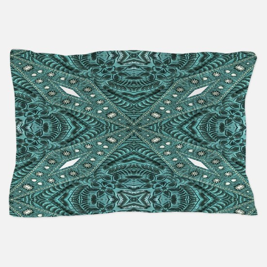 Cute Embellished Pillow Case
