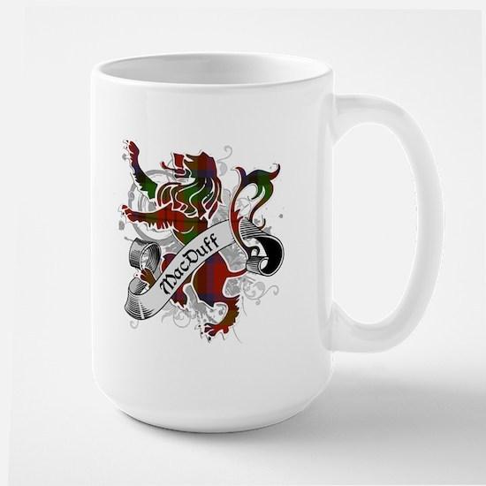 MacDuff Tartan Lion Large Mug