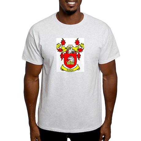 RHAM Coat of Arms Light T-Shirt