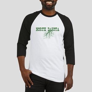 North Dakota Roots Baseball Jersey