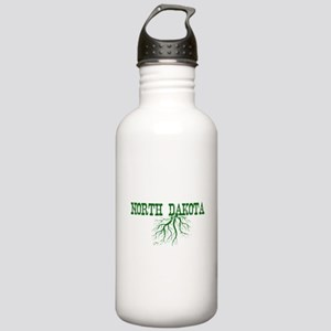 North Dakota Roots Stainless Water Bottle 1.0L