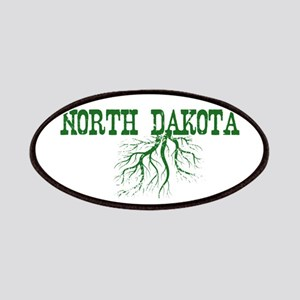 North Dakota Roots Patches