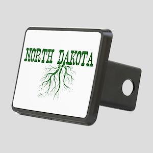 North Dakota Roots Rectangular Hitch Cover