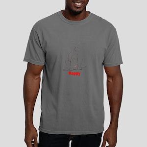 Happy Mens Comfort Colors Shirt