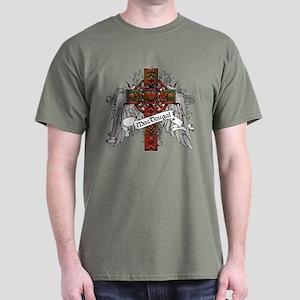 MacDougal Tartan Cross Dark T-Shirt