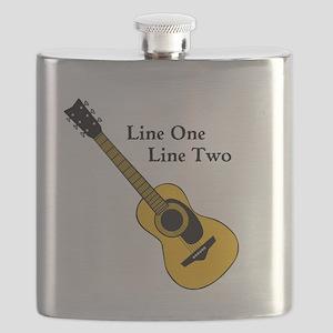 Custom Guitar Design Flask