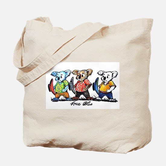 Cute 3 bears Tote Bag