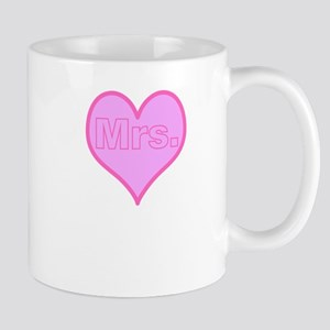Mrs. 11 oz Ceramic Mug