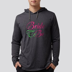 Bride To Be Mens Hooded Shirt