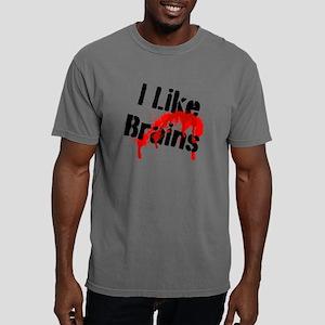 I Like Brains Mens Comfort Colors Shirt