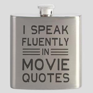 I Speak Fluently In Movie Quotes Flask