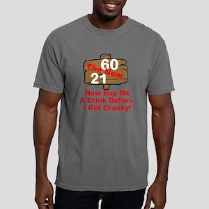 60 The New 21 Mens Comfort Colors Shirt