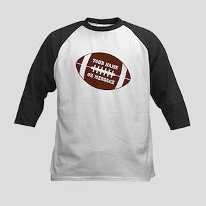 YOUR NAME Football Baseball Jersey
