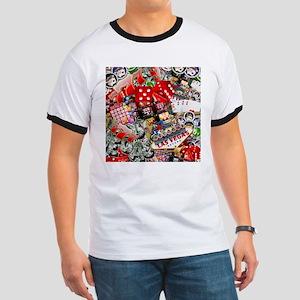 Las Vegas Icons - Gamblers Delight T-Shirt