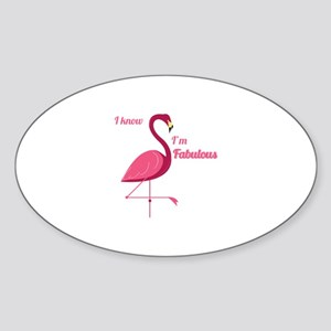 Im Fabulous Sticker