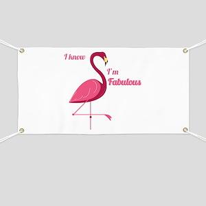Im Fabulous Banner