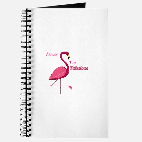 Im Fabulous Journal
