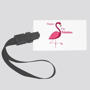 Im Fabulous Luggage Tag