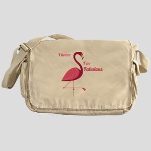 Im Fabulous Messenger Bag