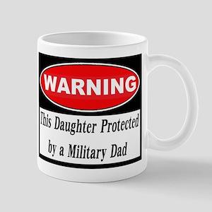 Protected Daughter Mugs