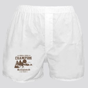 Hide & Seek Champion Sasquatch Boxer Shorts