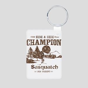 Hide & Seek Champion Sasquatch Keychains