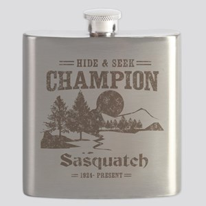 Hide & Seek Champion Sasquatch Flask