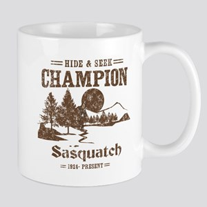 Hide & Seek Champion Sasquatch Mugs