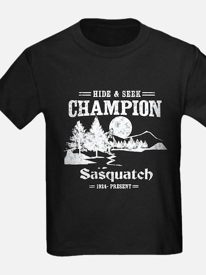 Hide & Seek Champion Sasquatch T-Shirt