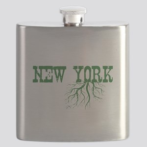 New York Roots Flask