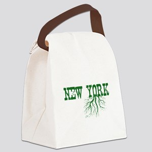 New York Roots Canvas Lunch Bag
