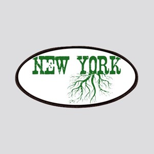 New York Roots Patches