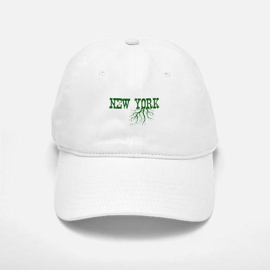 New York Roots Baseball Baseball Cap