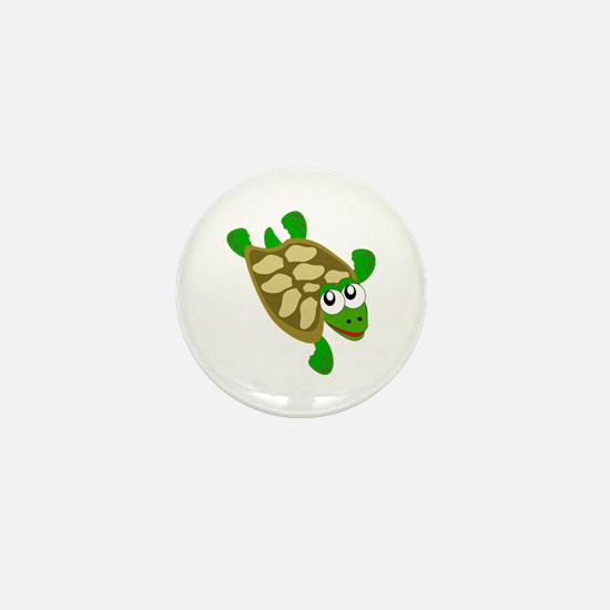 Turtle Mini Button