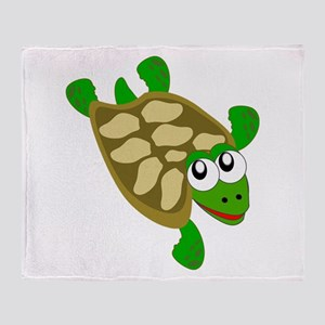 Turtle Throw Blanket