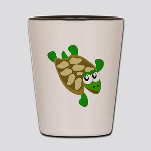 Turtle Shot Glass